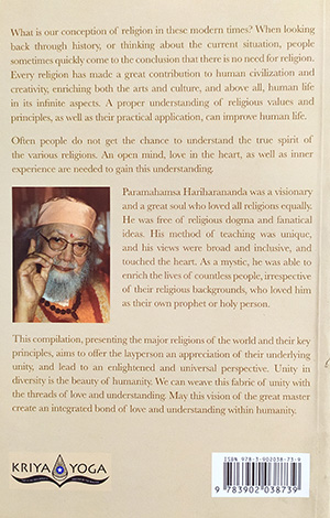 Spirit of Religion
